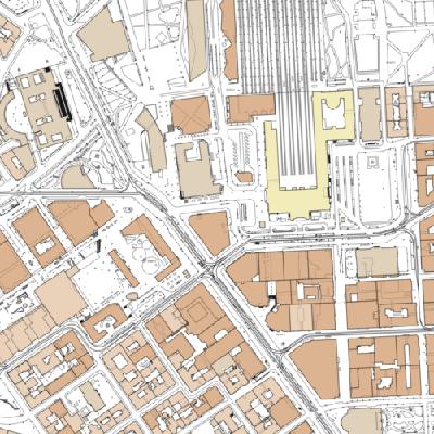 WMS-kutsu, Kantakartta keskustasta 400 x 400 kuvapistettä